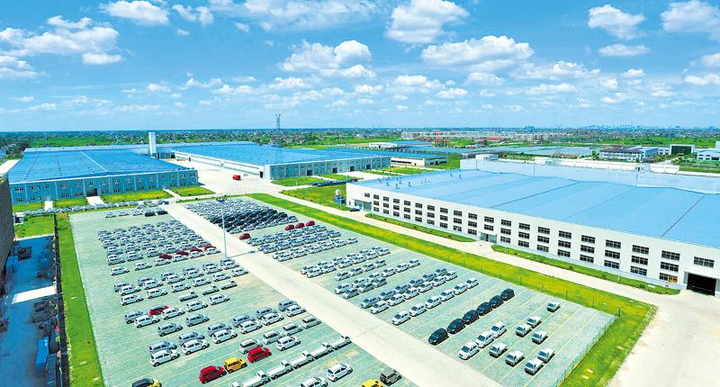 如皋产业战略力拚对接上海新能源汽车产业,打造产业基地园区.